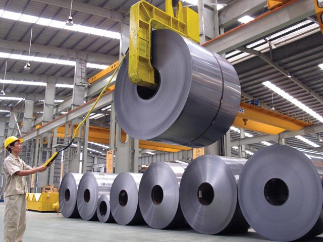 Thép Nam Kim sắp mua công ty sản xuất giấy - Ảnh 1