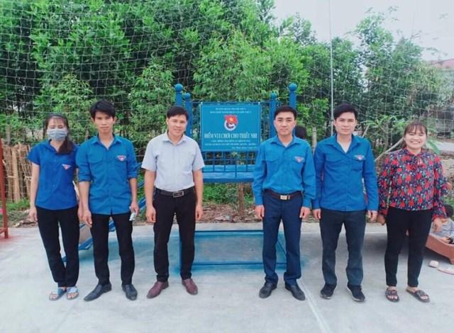 Huyện Thanh Thủy (Phú Thọ): Phát huy vai trò nêu gương của cán bộ, đảng viên tại xã Sơn Thủy - Ảnh 1