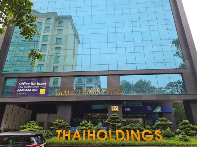 Thaiholdings báo lãi gần 368 tỷ đồng nhờ hoạt động kinh doanh khác - Ảnh 1