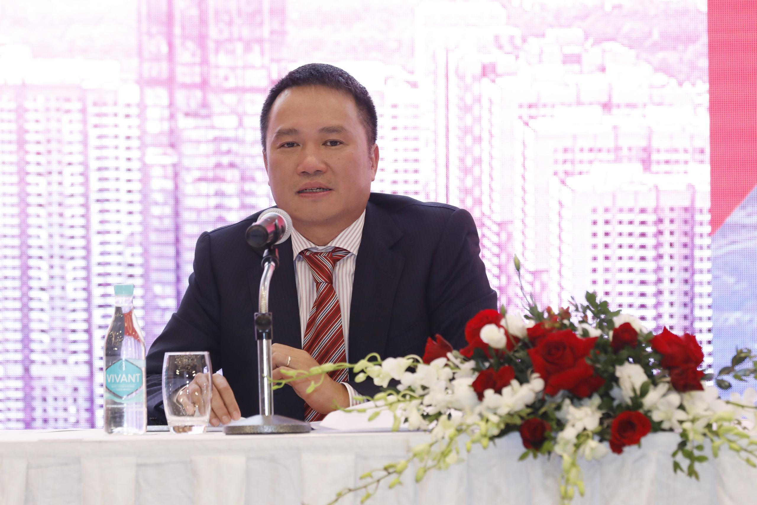 Chủ tịch Hồ Hùng Anh: Thị trường cho vay bất động sản vẫn rất tiềm năng - Ảnh 1.