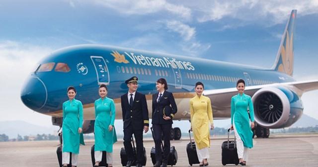 Vietnam Airline ghi nhận lỗ ròng 4.890 tỷ đồng - Ảnh 1