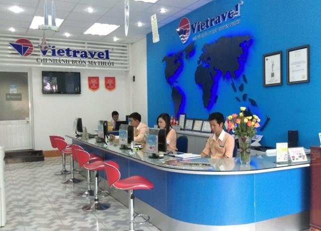 Vietravel báo lỗ sau thuế 73 tỷ đồng trong quí 1/2021 - Ảnh 1