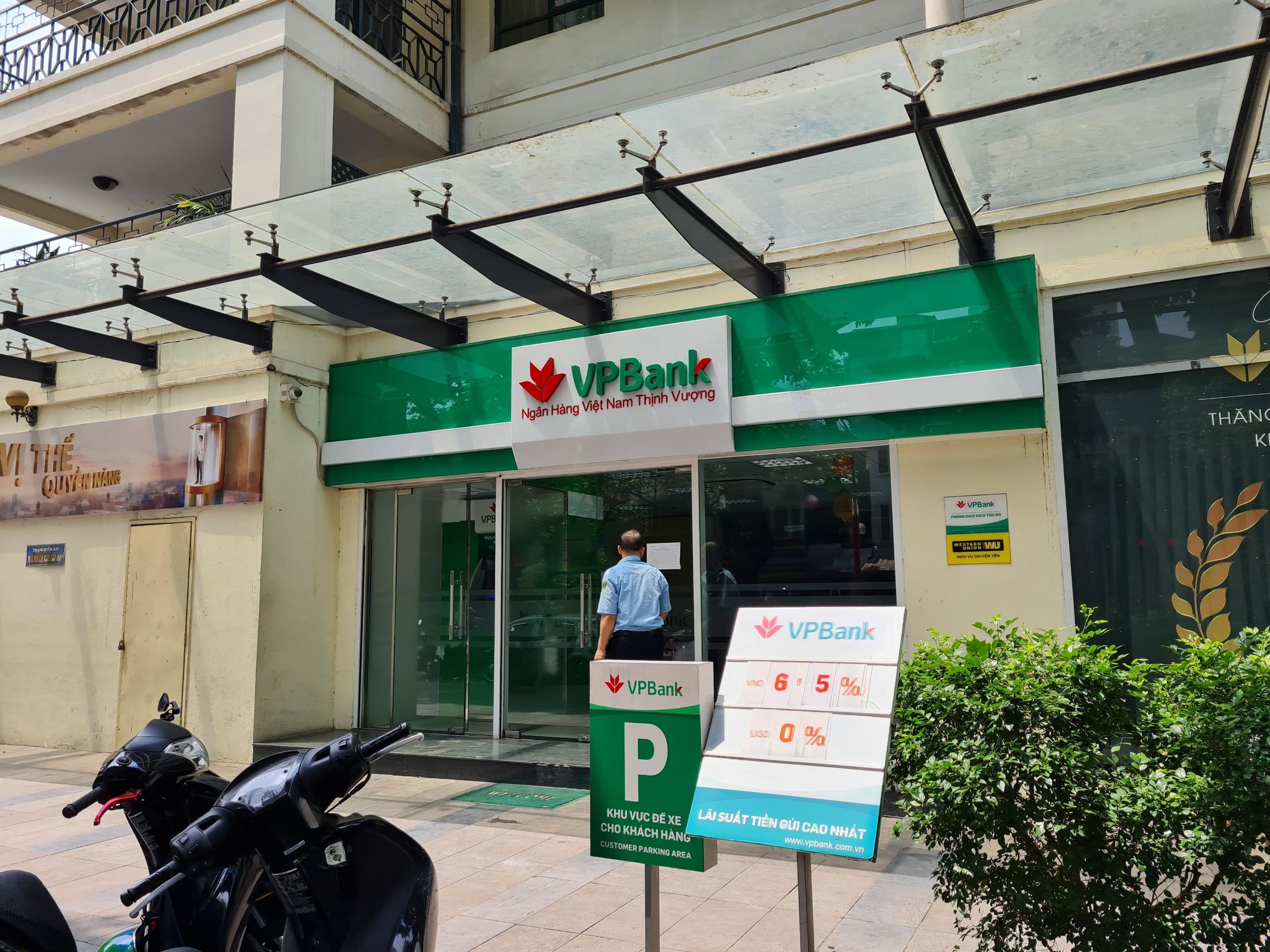 Cổ phiếu VPB tăng liên tiếp 3 tuần, vốn hóa VPBank áp sát BIDV, Techcombank - Ảnh 1.