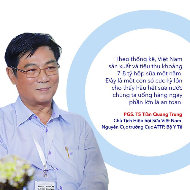 Công nghệ chế biến, đóng gói sữa ở Việt Nam tương đương các nước tiên tiến - Ảnh 3.