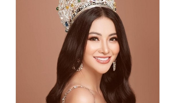 Phương Khánh lọt vào Top 4 hoa hậu có tầm ảnh hưởng nhất