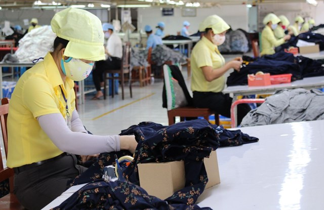 Vừa chống dịch hiệu quả, vừa ổn định, phát triển sản xuất. (Ảnh minh họa)