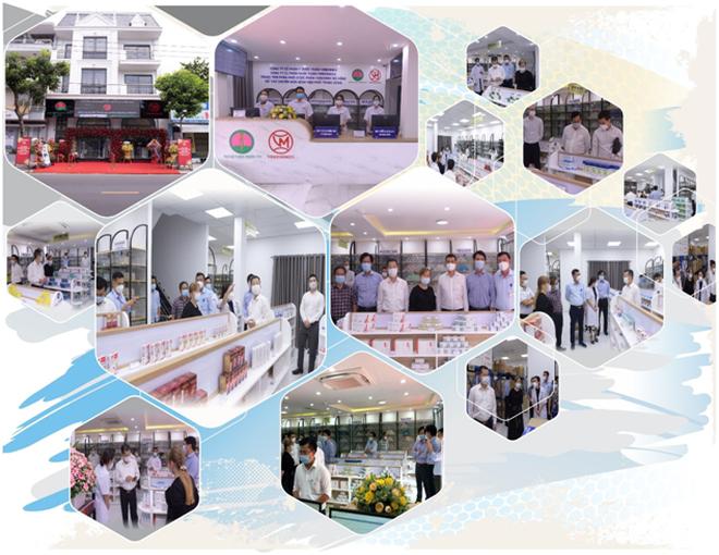 Chính thức khai trương Trung tâm phân phối dược phẩm Vimedimex Đà Nẵng ảnh 4