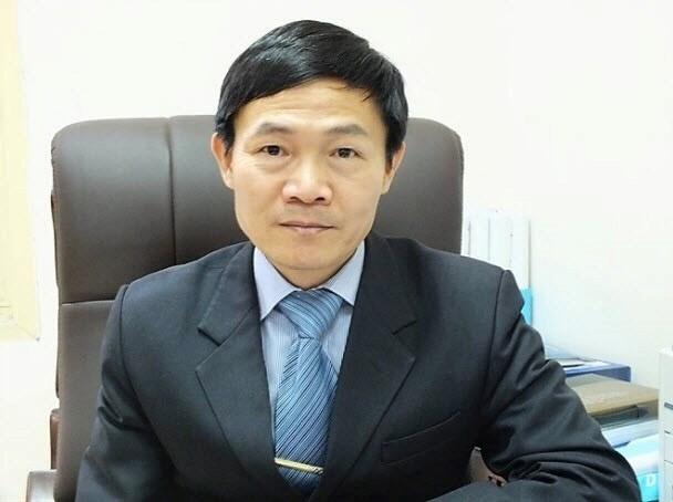 Ông Nguyễn Văn Tỉnh - Tổng cục trưởng Tổng cục Thủy lợi (TCTL)