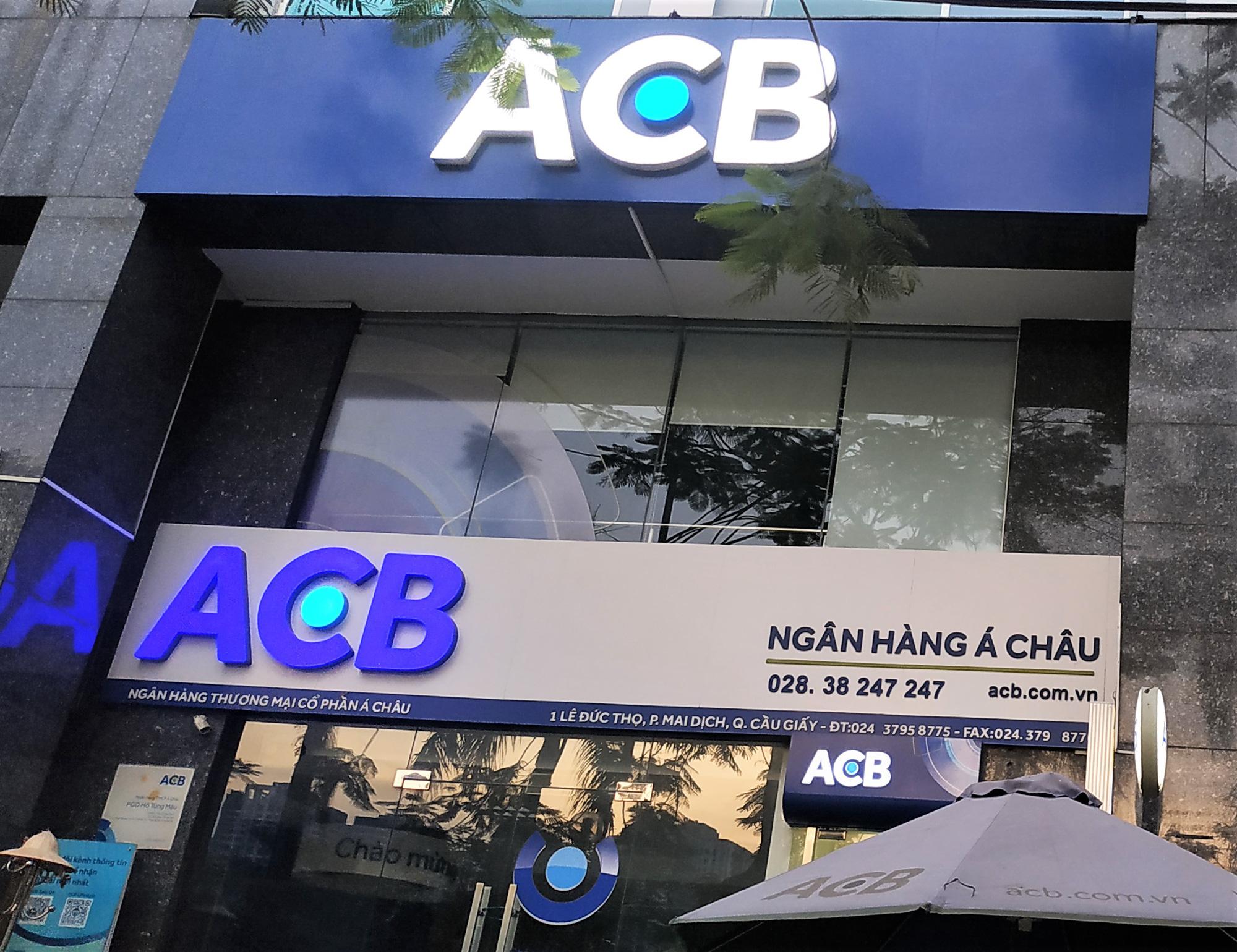 Lợi nhuận ACB tăng 66% so với cùng kỳ - Ảnh 1.
