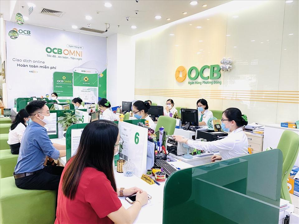 Lãi suất Ngân hàng Phương Đông (OCB) tháng 10/2021 cập nhật mới nhất - Ảnh 1.