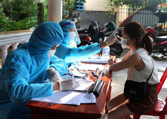 Dịch Covid-19, Không chỉ định xét nghiệm người dân đi lại, Thích ứng an toàn với dịch Covid-19, thích ứng linh hoạt, kiểm soát dịch Covid-19, kiểm soát dịch, dịch bệnh
