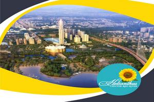 Helianthus Center Red River: Khơi nguồn tiềm năng bất động sản năm 2021 phía Đông Bắc thủ đô Hà Nội