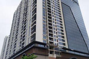 Dự án Hinode City gần 5 nghìn tỷ giữa Thủ đô xây dựng sai phép