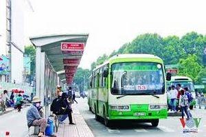 Năm 2020 TP.Hồ Chí Minh sẽ cần hơn 1.300 tỷ đồng trợ giá xe buýt