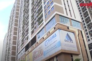 Video: Mất nước sinh hoạt, cư dân chung cư cao cấp mua nước đóng chai nấu cơm