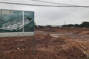 Dự án Canary City Thái Nguyên chưa có ĐTM đã thi công