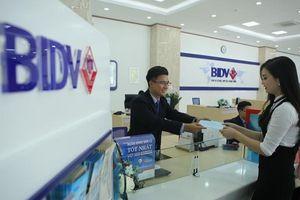 BIDV phát hành 500 tỷ đồng trái phiếu cho một tổ chức tín dụng