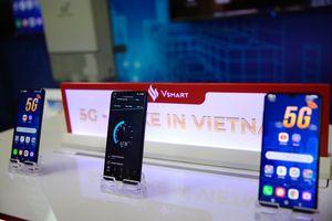 VinSmart có điện thoại 5G tích hợp chip bảo mật sử dụng công nghệ điện toán lượng tử