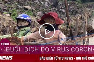 Người dân 'đuổi' dịch do virus corona bằng hình nộm: Mê tín