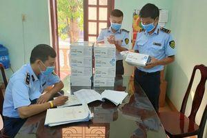 Quảng Bình: Phát hiện 1.000 bộ kit test nhanh Covid-19 nghi nhập lậu