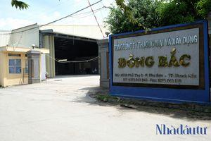 'Treo' hơn 8 năm, dự án khu dân cư của Đông Bắc tiếp tục được Thanh Hóa cho gia hạn