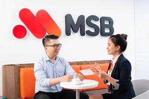 Lãi suất ngân hàng MSB mới nhất tháng 8/2020: Giảm mạnh ở nhiều kì hạn
