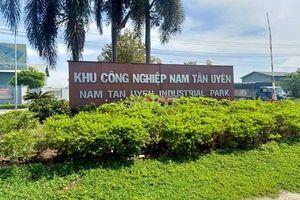 KCN Nam Tân Uyên báo lãi quý 2 giảm 10%