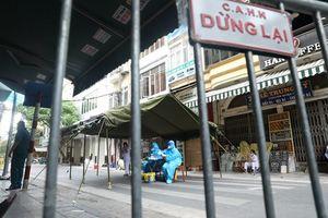 Từ 0h ngày 19/7, Hà Nội dừng các dịch vụ không thiết yếu, người dân chỉ ra ngoài khi thực sự cần thiết