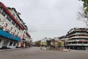 Từ 6h ngày 24/7, Hà Nội chính thức giãn cách toàn xã hội trong 15 ngày