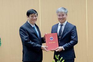 Nhà báo Trần Tuấn Linh được bổ nhiệm làm Tổng Biên tập Báo Sức khỏe & Đời sống
