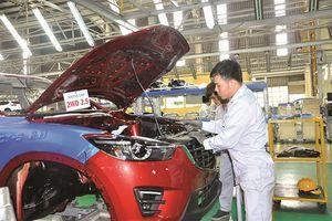 """Thị trường ô tô trong nước: """"Nhiều tín hiệu tích cực"""""""