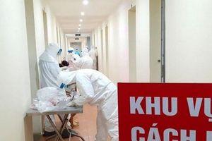 Sáng 3/2, Hà Nội và 3 địa phương khác có thêm 9 ca mắc COVID-19 ở cộng đồng