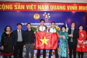 Hà Nội dẫn đầu cả nước về số giải thưởng kỳ thi HSG quốc gia năm học 2020 – 2021