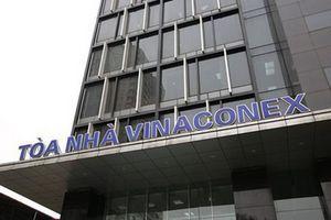 Vinaconex đã mua lại 39,3 triệu cổ phiếu với giá 41.823 đồng/cp