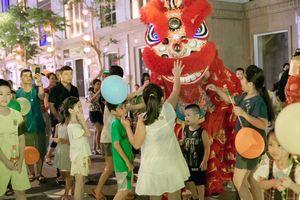 Hàng trăm người dân xứ Thanh háo hức tham dự lễ hội trung thu 2020