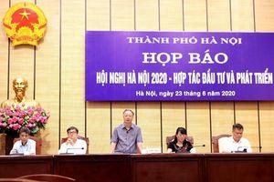 Hà Nội sẽ trao quyết định đầu tư cho 116 dự án, tổng vốn gần 340.000 tỷ đồng