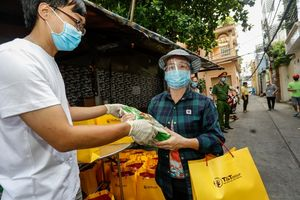 T&T Group trao tặng 100.000 suất quà tổng trị giá 30 tỷ đồng cho nguời dân TP. Hồ Chí Minh