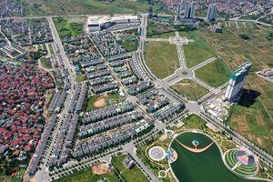 Biệt thự Khu đô thị Dương Nội - Viên ngọc xanh giữa lòng phố thị