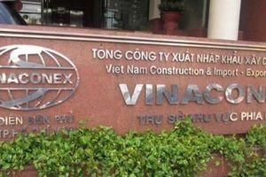 Vinaconex ghi nhận doanh thu sụt giảm 42% trong năm 2020