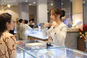 Vàng bạc Phú Nhuận (PNJ): Doanh số bán lẻ cho thấy đà tăng trưởng ấn tượng