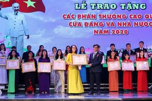 Nestlé Việt Nam vinh dự đón nhận bằng khen của Thủ tướng Chính phủ