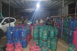 Ninh Bình: Xử phạt 45 triệu cở sở kinh doanh Gas vi phạm