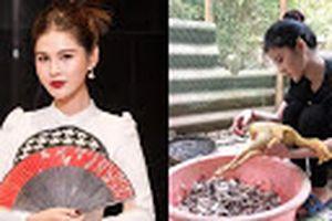MC Thu Hoài khẳng định nhan sắc đỉnh cao, dù đang làm bếp thần thái vẫn khiến dân mạng xuýt xoa