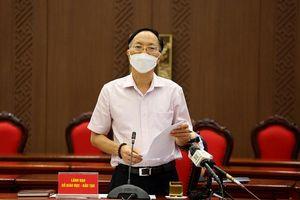 Hà Nội sẽ tổ chức khai giảng năm học 2021-2022 theo hình thức trực tuyến và trực tiếp