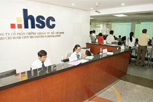 HSC chào bán cổ phiếu tăng vốn 50%