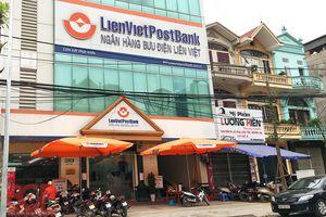 Người nhà lãnh đạo ngân hàng LPB bị xử phạt do không công bố thông tin giao dịch