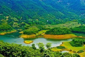 Hòa Bình: Duyệt quy hoạch khu du lịch sinh thái Thung Nai