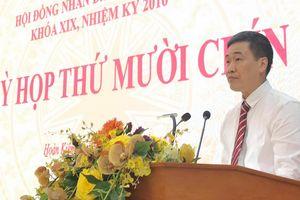 Hà Nội: Ông Nguyễn Quốc Hoàn được bầu làm Phó Chủ tịch UBND quận Hoàn Kiếm