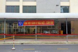 Thái Bình phong tỏa Bệnh viện đa khoa Lâm Hoa