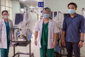 VPBank hỗ trợ gấp 715 máy hỗ trợ hô hấp hiện đại cho các tỉnh, thành phía Nam